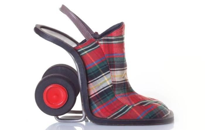 pantofi carucior cumparaturi