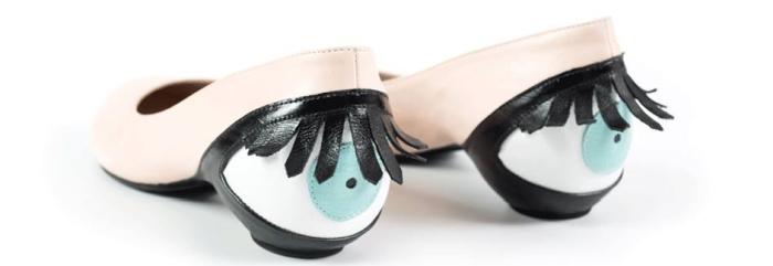pantofi cu ochi albastri kobi levi