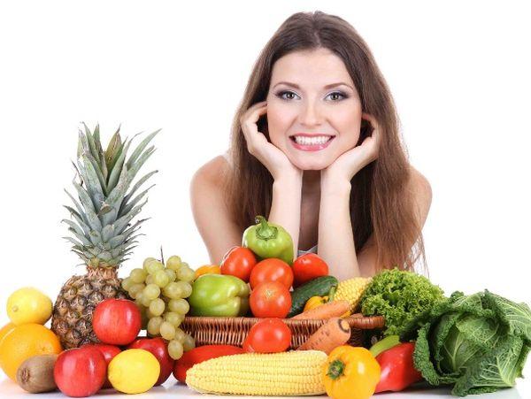 femeie legume