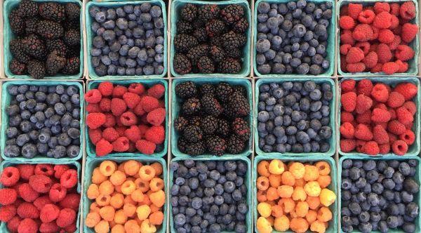 cosuri cu fructe de padure