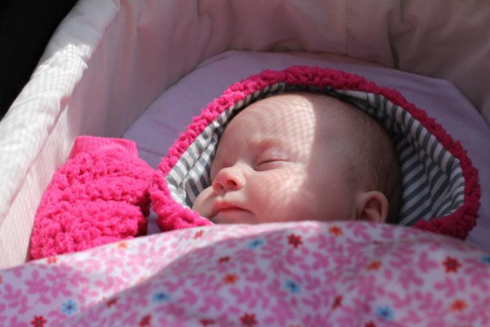 Căruciorul face și el parte din categoria articole pentru bebeluși