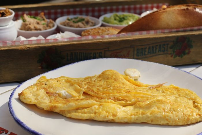 Ouăle preparate sub formă de omletă conțin vitamina D