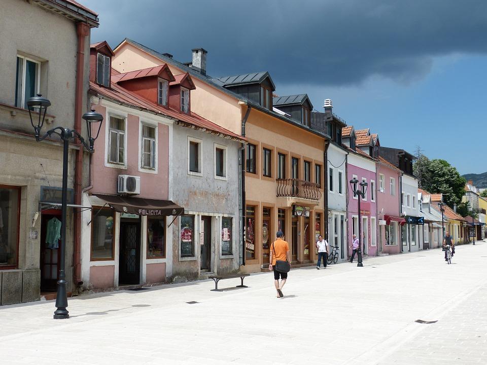 Oraș Cetinje
